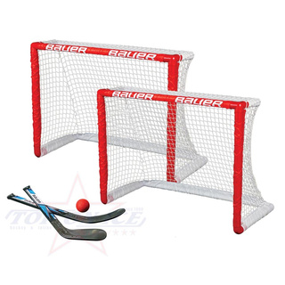 Mini Hockey Tor 2er Set Bauer