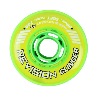 Revision Clinger Indoor Hockey Wheel 74A