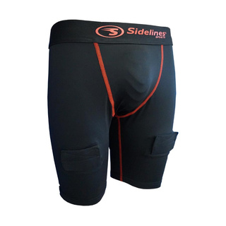 Jock Shorts Sidelines Compression Senior