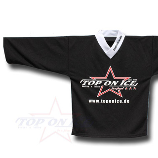 Trainingstrikot TOP-ON-ICE Schwarz