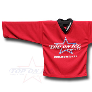 Practice Jersey TOP-ON-ICE Red