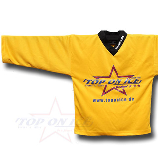 Practice Jersey TOP-ON-ICE Yellow
