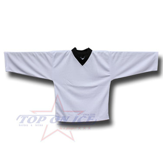 Practice Jersey Steel White