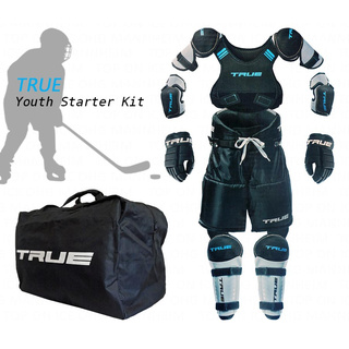 Eishockey Starter Set True M16 Youth Bambini 6-teilig