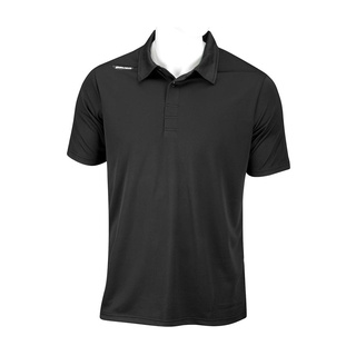 Polo Bauer Sport Junior black / L