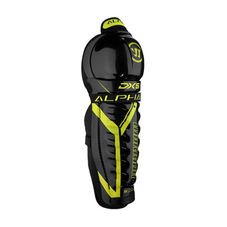 Shin Guards Warrior Alpha DX5 Senior