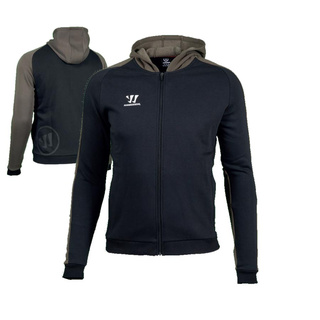 Hoodie Warrior Covert Zip Senior