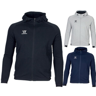 Hoodie Warrior Alpha Sportswear Zip Junior