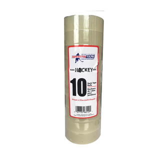 Sportstape Hockey Stutzen PVC-Tape 24mm 10er Pack