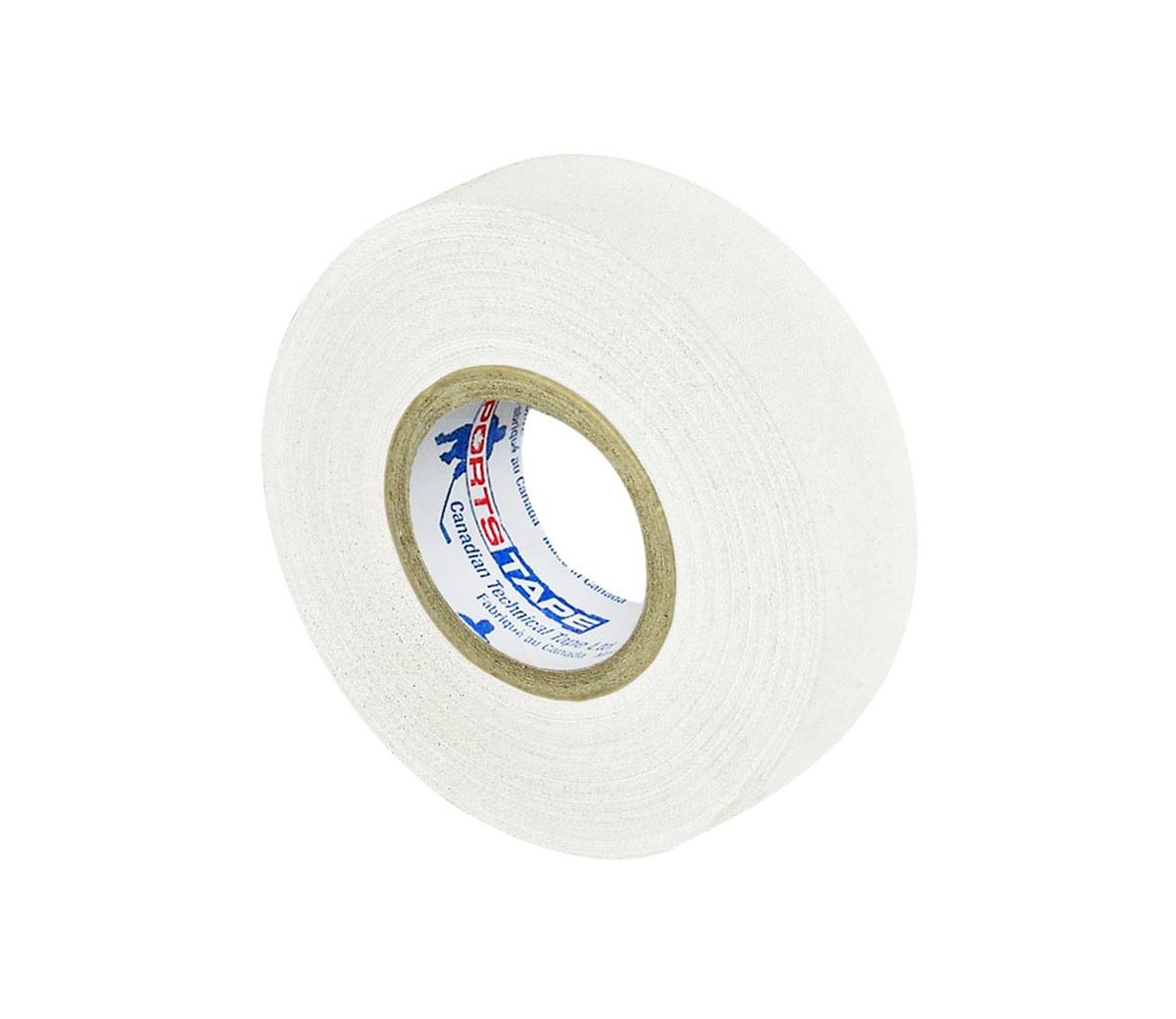 Schl/ägertape Hockey 24mm 18 m Tape f/ür Eishockey wei/ß