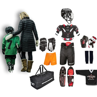 Hockey Starter-Kit Bauer Kids Junior