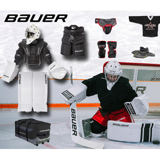 Goalie Hockey Starter-Kit Bauer Adults
