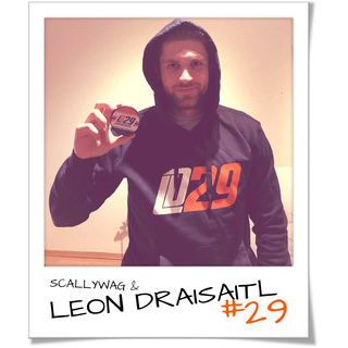 DRAISAITL 29 - Official Collection Hoodie Kinder