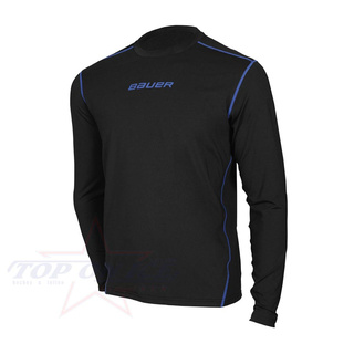 Underwear Bauer NG Basics Longsleeve Base Layer Top Junior