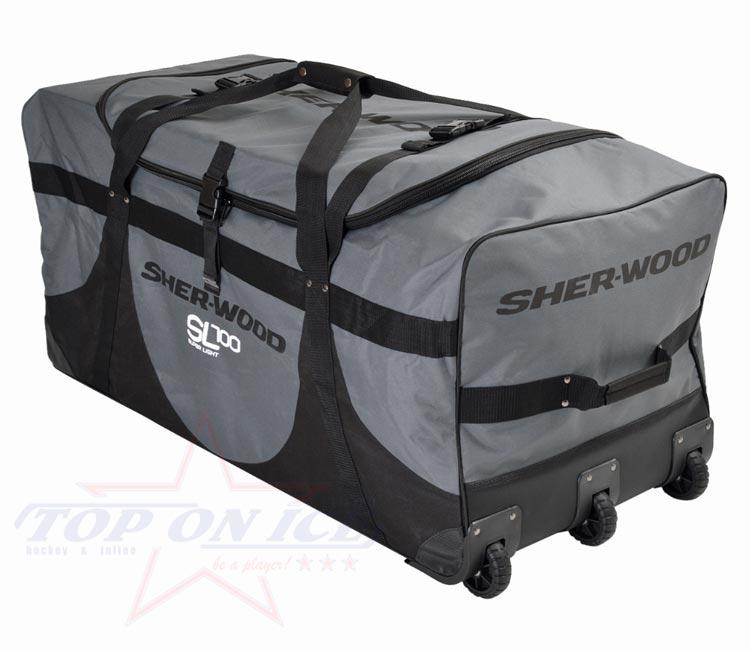 Hockey Goalie Wheel Bag Sherwood SL700