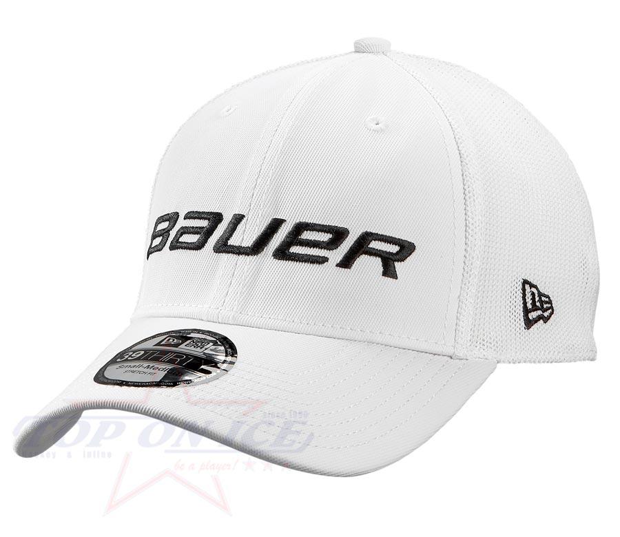 Bauer New Era 39Thirty Mesh Back Cap Senior 8e1c266666